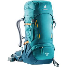 deuter Fox 30 Backpack Kids petrol/arctic